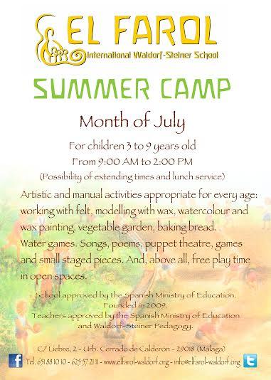 summer camp grande